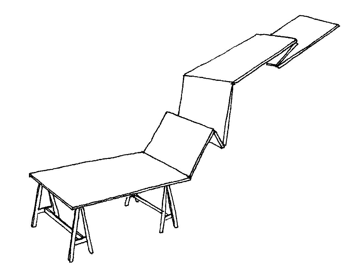 mesa de projetos